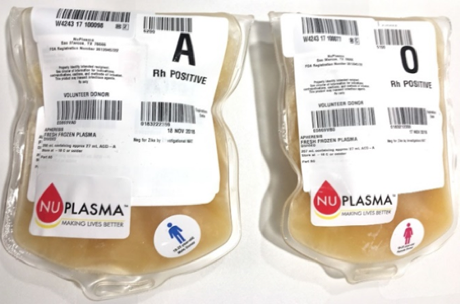 Young Fresh Frozen Plasma Transfusions (yFFP) 1